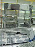 Стол кондитерский с надстройкой, фото 3