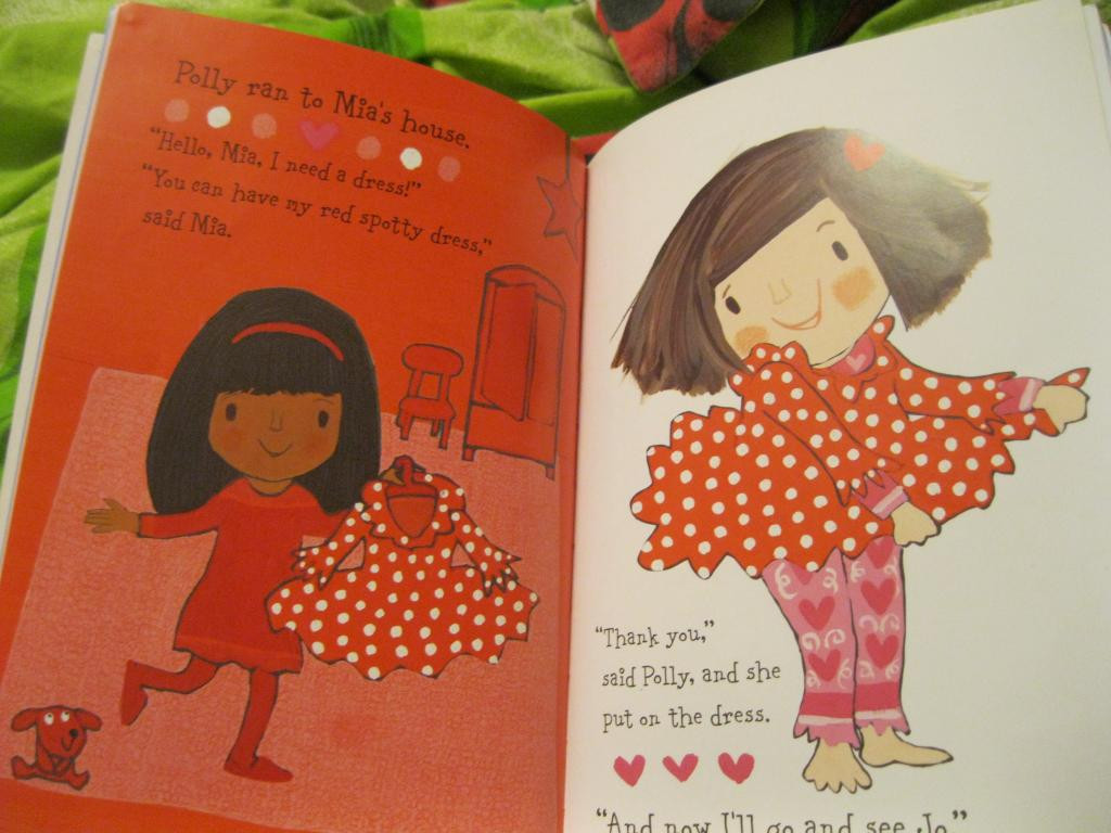 На английском языке книга девочка детская!детям