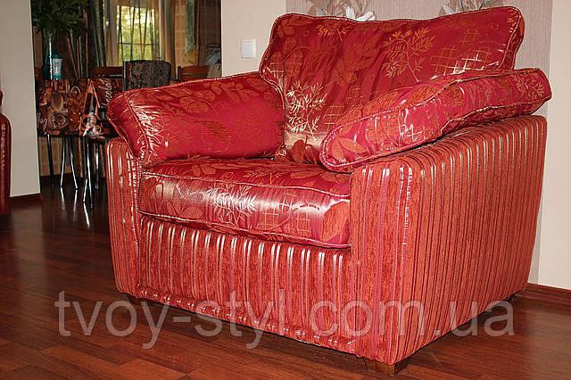 Перетяжка сложной мебели Днепропетровск 3