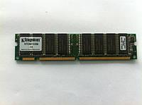 ОП SDRAM 256МБ Kingston KTC6611/256 DIMM PC133