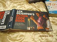 На английском языке книга ACTION COOK BOOK альбом