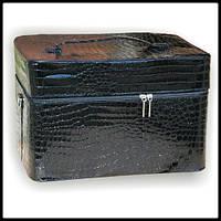 Чемодан для мастера маникюра (помещается лампа 36 Вт)