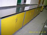 Шкаф  из нержавеющей стали для общепита, фото 5