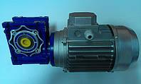 Мотор-редуктор CMR V40 R 1/10 0,37кВт