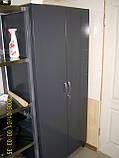 Шкаф  металлический для общепита, фото 2