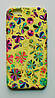 Чехол на Айфон 6/6s Ibasi & Coer Soft Touch мягкий Пластик Цветы