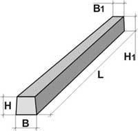 Опоры ЛЭП:СВ9,5-2 опоры линий электропередач; стойки опор контактной сети и для городского и ж/д транспорта