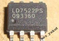Шим, LD7522PS pwmIC, SOP8