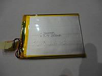 Акккумулятор для китайских планшетов 2500 ма
