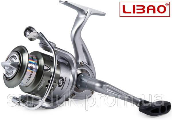 Катушка рыболовная Libao Fighter 2000