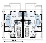 Проект Дома № 2,41, фото 3