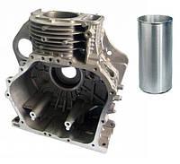 Гильзовка блока цилиндра дизельного двигателя 9л.с. 186F (Yanmar 100) мотоблока