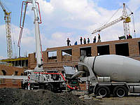 Бетон с завода в Броварах( Калиновка) Профи-бетон М200. п3 - с доставкой