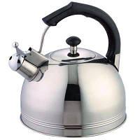 Чайник со свистком Bohmann BHL-655 BK 3 л.