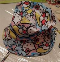 Панама шляпа KITTY новая х б кошка H&M