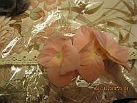 Нежная повязка обруч заколка новая орхидеи цветы