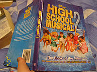 Книга на английском HIGH SCHOOL MUSICAL 2