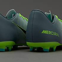 Бутсы Nike Kids Mercurial Vapor XI FG 831945-003 (Оригинал), фото 3
