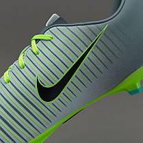 Бутсы Nike Kids Mercurial Vapor XI FG 831945-003 (Оригинал), фото 2