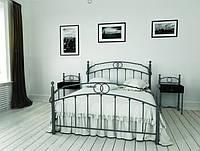 Металлическая кровать двуспальная Toskana (Тоскана) Bella Letto