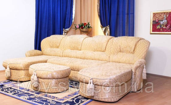 Перетяжка элитной мебели Днепропетровск 7