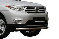 Кенгурятник Toyota Highlander