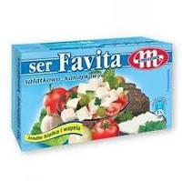 Сыр Фета Favita Mlekovita 270 г Польша Фавита