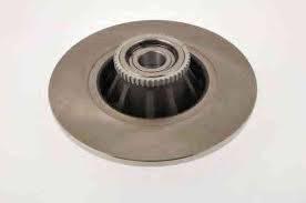 Тормозной диск задний с подшипником на Renault Trafic  2001->  — Textar  (Германия) - 98200 1537 0 1