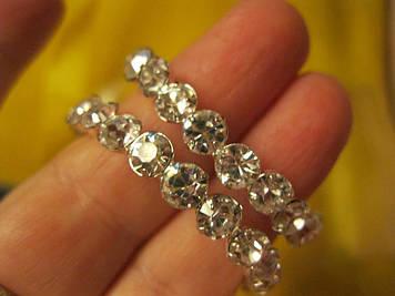 Камни серьги круглые кольца сережки крупные с камнями