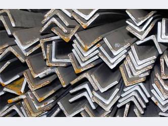 Уголок металлический горячекатаный 100 х 100 х 8 мм, фото 2