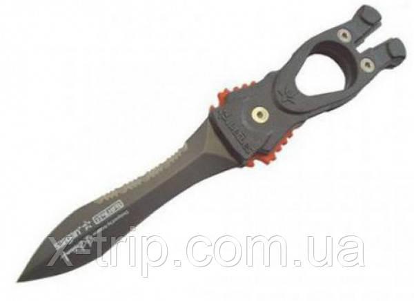 Нож Sargan Сталкер Стропорез Z1 тефлоновое покрытие