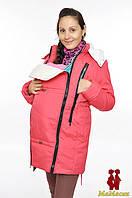 Полупальто зимнее 3в1 для слингомам(укороченное)