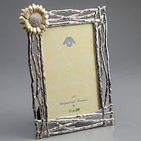 """Оригинальные Рамки для фотографий под старину """"Подсолнух"""" vip подарки"""