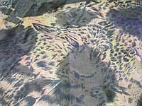 Платок косынка леопард стильный фирменный ГЕРМАНИЯ