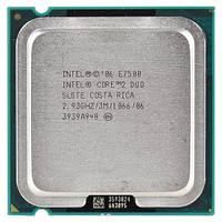 Core2 Duo E7500 2.93GHz/3M/1066 s775 Гарантия +паста