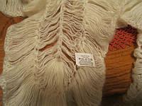Шарф фирменный шарфик шарф белый ажурный, фото 1