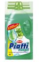 Средство для мытья посуды Madel Piatti Fruit Gel lime 4L