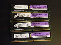 1GB Corsair, OCZ и другие DDR2 PC2-6400 800MHz. Радиатор Гарантия