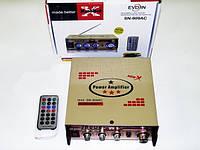 Усилитель звука Xplod SN-909 USB+SD+MP3, фото 2