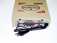 Усилитель звука Xplod SN-909 USB+SD+MP3, фото 3