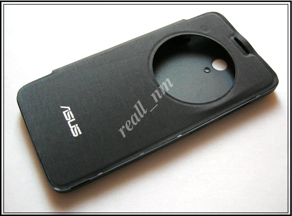 Темный синий View Flip Cover чехол для Asus ZenFone Go ZC500TG Z00VD