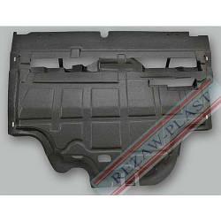 Захист картера двигуна на Renault Trafic 2003-> 2.5 dCi — Rezaw-Plast (Польща) - RP151005