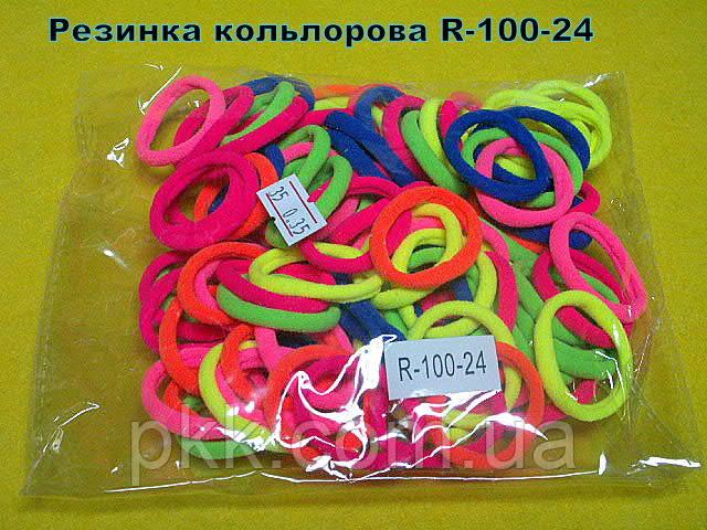 Резинка кольлорова R-100-24