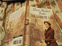 На английском языке книга РОМАН THE JARROW LASS