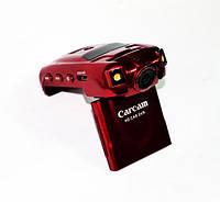 Автомобильный видеорегистратор DVR Carcam H-880 HD 720p 120 градусов с поворотной камерой