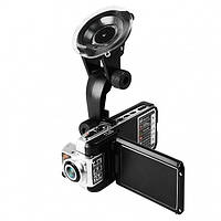 Автомобильный видеорегистратор DVR Dod F900 HDMI Full HD 1080p 120 градусов с поворотной камерой