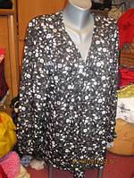Блуза блузка 16 50 L КОФТОЧКА george