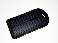 Повер банк Power Bank Solar 10000 mAh на солнечных батареях, фото 3