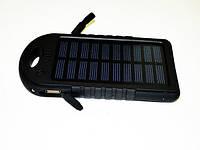 Повер банк Power Bank Solar 10000 mAh на солнечных батареях, фото 5