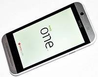 """Смартфон HTC One M8 копия 2 сим Android 2 ядра 4.3"""" экран"""
